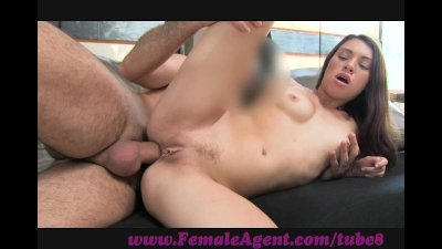 FemaleAgent. Anal delight on t