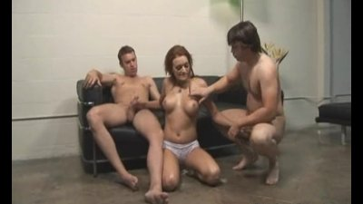 Monica Mayhem Crazy Threesome