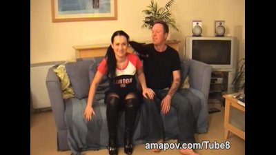Rimmed and fucked with sloppy seconds