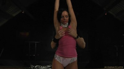 Bad attitude girl fucked in submission
