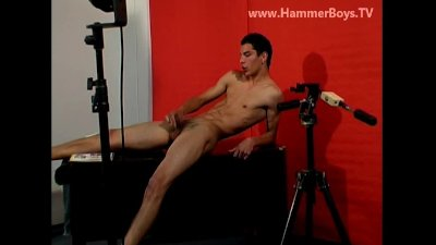 Solo action Marlon Moreno from Hammerboys TV