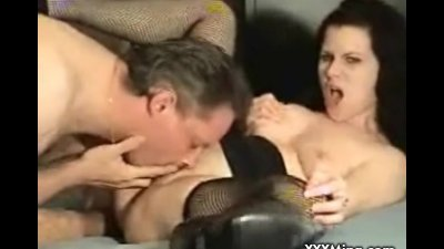 Mina and hubby have some hot s