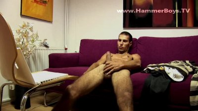 Home alone Big dick ben tomme from Hammerboys TV