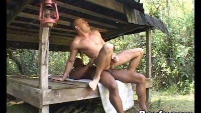 Nasty Muscled Guy Fucks Horny Gay Dude