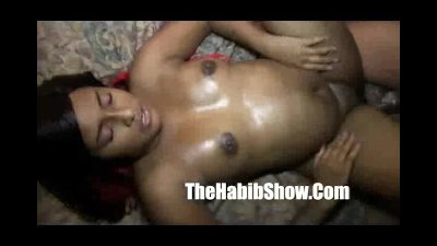 mixed rican giving monster dick redzilla 12 inch headjob