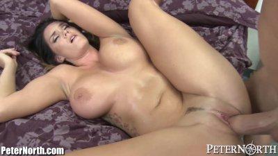 PeterNorth Alison Tyler's Huge Tits Fucks Big Dick