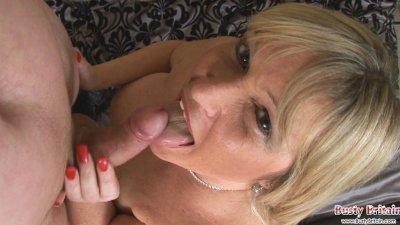 Alisha Rydes POV Suck and Tit