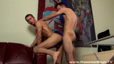Luis Mare and Jordan Lopez from Hammerboys TV