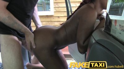 FakeTaxi Sucking cock to move