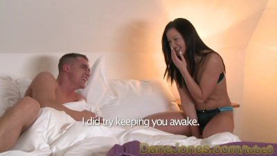 DaneJones Stunning young girl fucks passionately to multiple loud orgasms