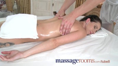 Massage Rooms Young petite bea