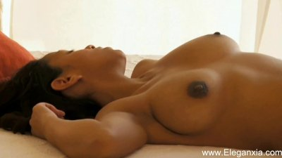 Ebony MILF Enjoys Her African Companion