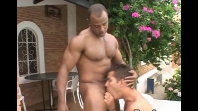 Anal Pounded By Steamy Muscled Dude