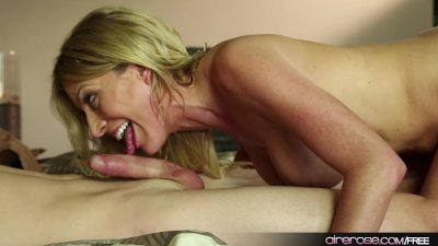 Airerose Blonde Mature Bitch J