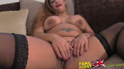 FakeAgentUK Orgasms and squirt