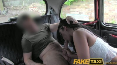 FakeTaxi She is left with cum