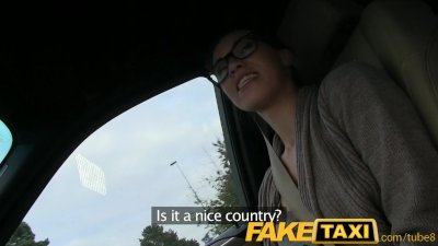 FakeTaxi Stranded french touri