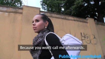 PublicAgent Sexy brunette take