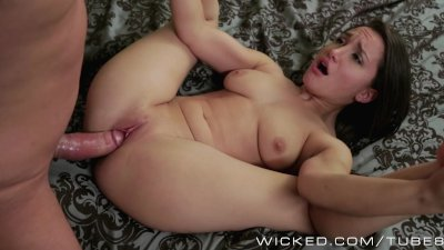 Wicked - Gabriella Paltrova gets woken up with an ass licking