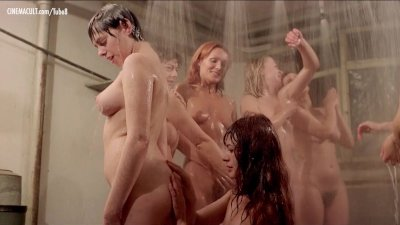 Dyanne Thorne Lina Romay nude scene from Ilsa the Wicked Warden xxx