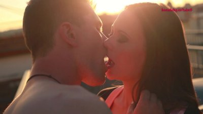 Happy Porn Valentine - Sandy & Robert: Rooftop Romance kozodirky.cz