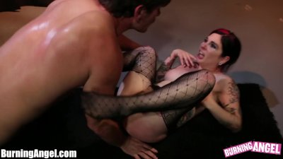 Joanna Angel Ass Fucked by Man