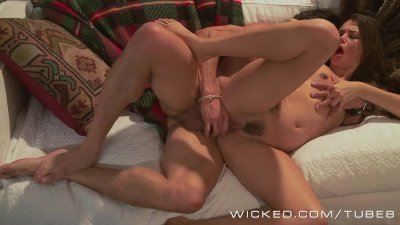 Wicked - Allie Haze loves big cock