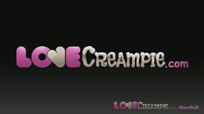Love Creampie Sensual internal
