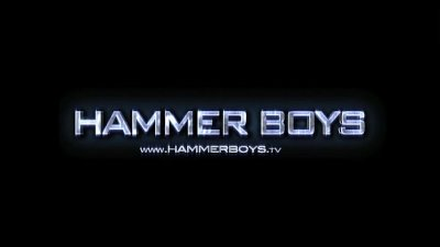 Home alone footballer Patrik Line from Hammerboys TV