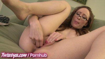 Twistys - Naughty schoolgirl shows off