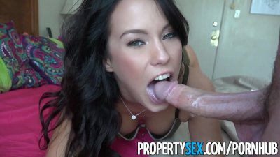 PropertySex - Landlord makes homemade sex video with hot young tenant