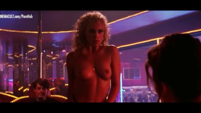 Gina Gershon and Elizabeth Barkley nude scene from Showgirls xxx