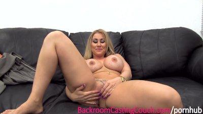 Big Tit MILF Anal Casting!