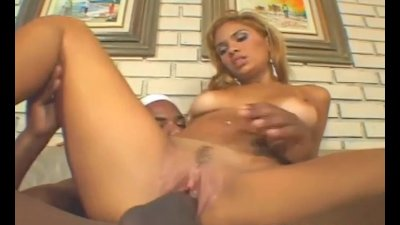 hot latina amateur with a big ass gets anal from a huge black cock