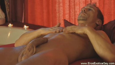 Self Massage From Erotic Fun