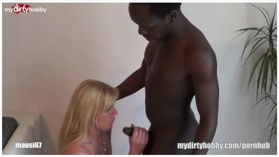 German girls enjoy black cocks - interracial