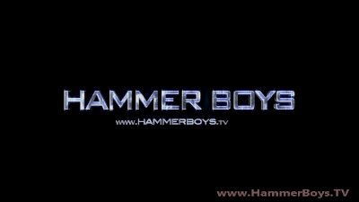 Rob Tadeus - Orgy dirty pillow from Hammerboys TV