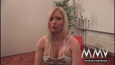 MMVFilms German sperm diva lov
