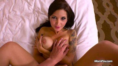 Big Tits Tatooed MILF