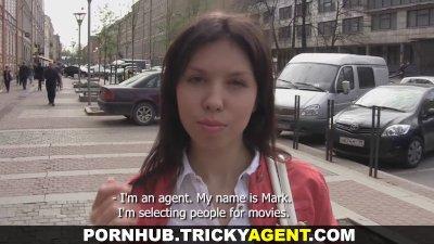 Tricky Agent - Pursuing a drea