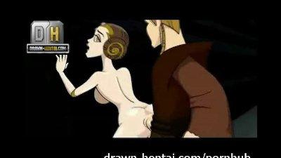 Star Wars Porn - Padme loves a