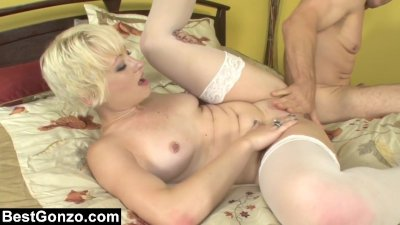 Wife On A Trip, Time To Fuck The Maid