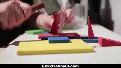 Exxxtra Small - Stuffing Lizzi