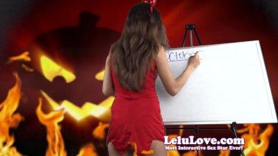 Lelu Love-October 2015 Cum Sch