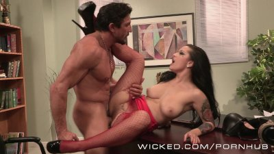 Wicked - Katrina Jade gets fucked by her boss