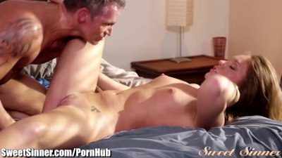 SweetSinner Maddy O`Reilly gets Older Guys Cock