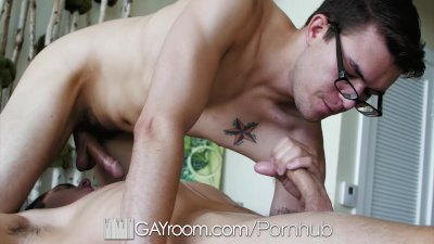 GayRoom - Hot Kory Houston Gets Fucked DEEP by Colton Casey