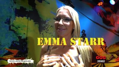 American MILF Emma Starr first