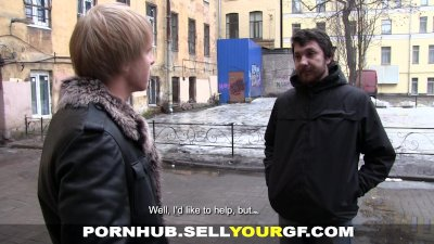 Sell Your GF - Cumshot inside