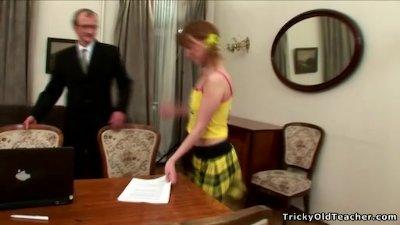 Tricky Old Teacher - Teacher f